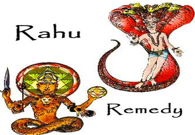 Astrological Remedies for Malefic Rahu