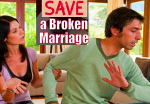 Mantra to Save Broken Marriage