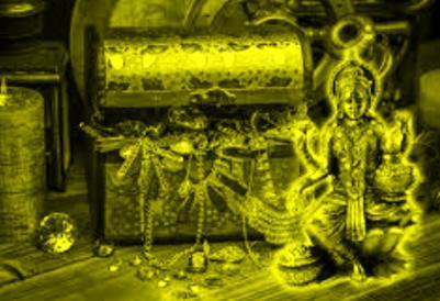 Mantra For Hidden Treasure