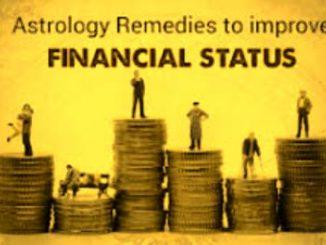 Astro Remedies To Improve Financial Status
