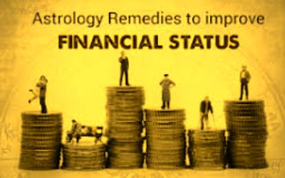 Astro Remedies To Improve Financial Status